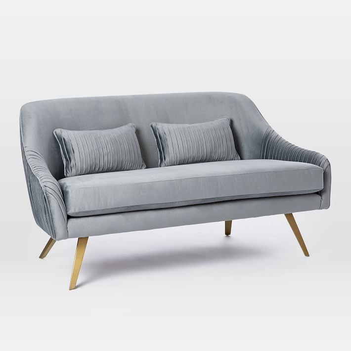 lille sofa Lille Settee – Collective Rentals Design House lille sofa