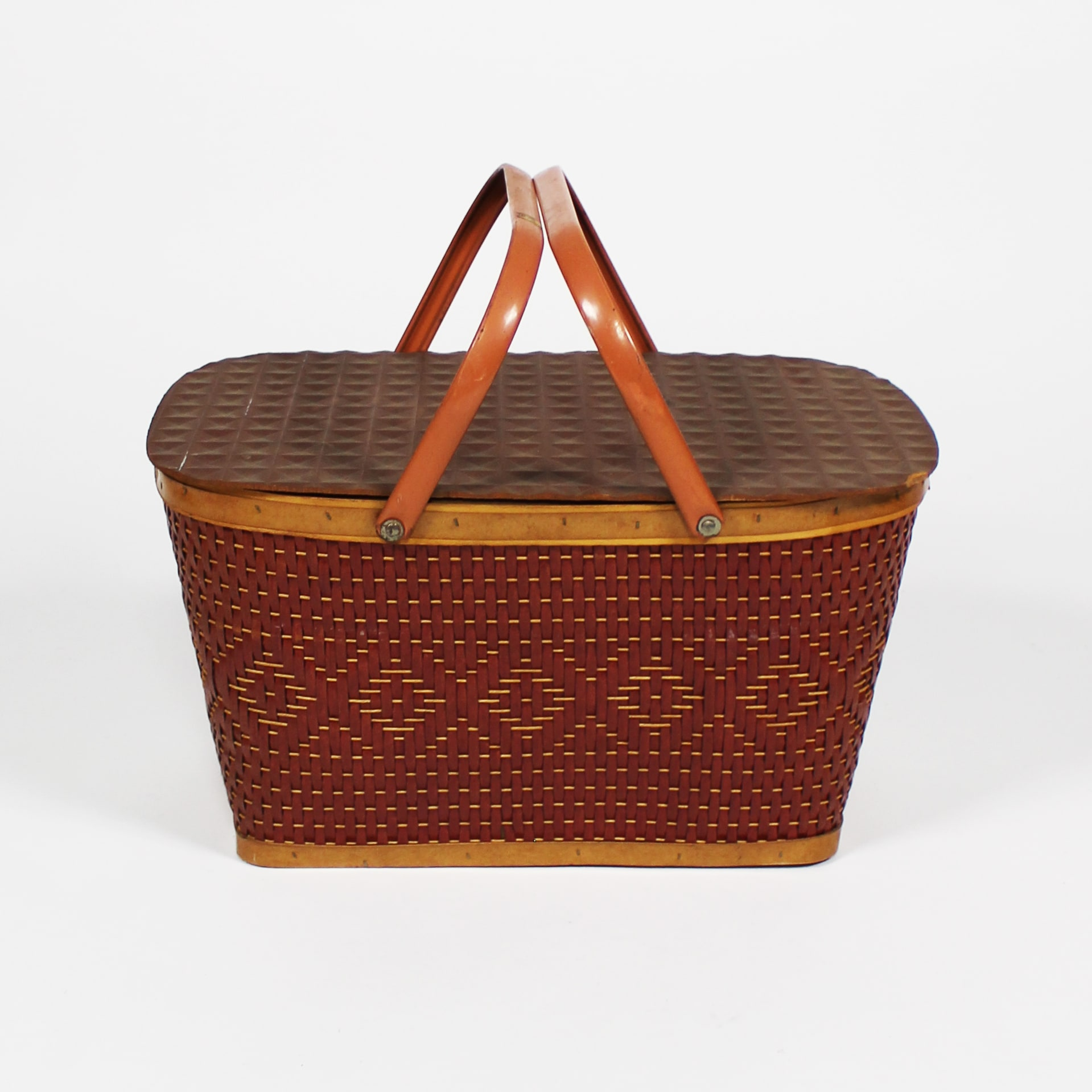 Vintage Picnic Basket Collective Rentals Design House